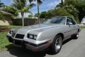 1986 Pontiac Grand Prix 2+2 Aerocoupe Photo