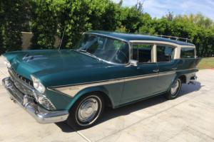 1958 AMC Cross Country wagon