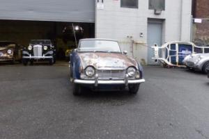 1964 Triumph TR4 TR4