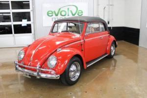 1960 Volkswagen Beetle-New --