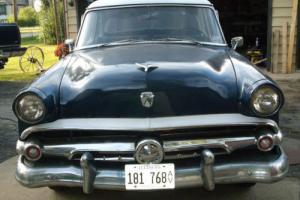 1954 Ford Customline 2 door