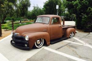 1954 Chevrolet Other Pickups Modern Chassis