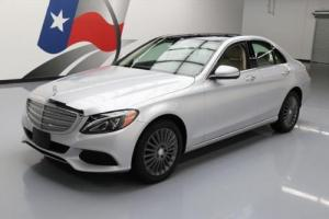 2015 Mercedes-Benz C-Class C300 LUXURY PANO SUNROOF NAV