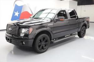 2012 Ford F-150 FX2 SPORT CREW 5.0 CLIMATE LEATHER 20'S