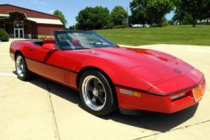 1987 Chevrolet Corvette Photo