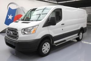 2016 Ford Transit CARGO VAN PARTITION REAR CAM
