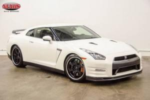 2014 Nissan GT-R Track Edition AWD 2dr Coupe Photo