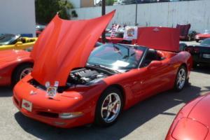 2004 Chevrolet Corvette C5