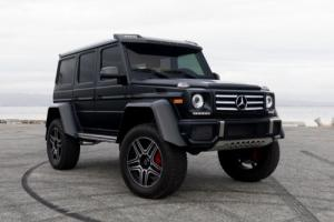 2017 Mercedes-Benz G-Class G550 Squared Photo
