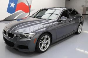 2014 BMW 3-Series 335I M-SPORT TURBO AUTOMATIC SUNROOF