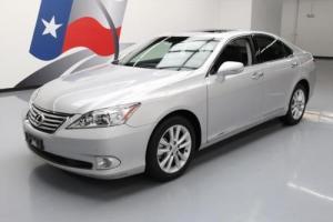 2012 Lexus ES CLIMATE SEATS SUNROOF NAV REAR CAM