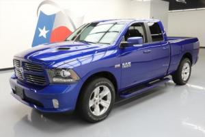 2015 Dodge Ram 1500 SPORT QUAD HEMI SUNROOF 20'S