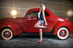 1940 Ford Other Deluxe Business Coupe