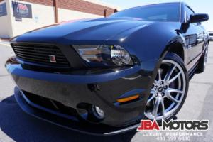2011 Ford Mustang 11 Mustang GT Premium ROUSH PACKAGE 6 Speed