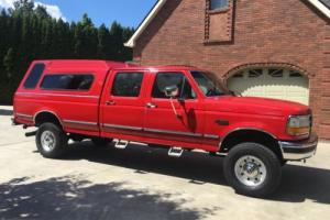 1995 Ford F-350 Photo