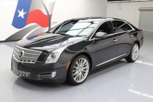 2013 Cadillac XTS PLATINUM PANO ROOF NAV HUD 20'S