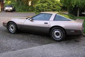 1984 Chevrolet Corvette Hatchback Coupe