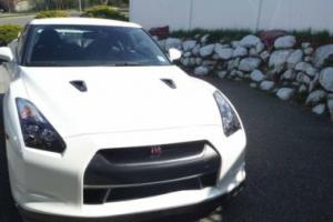 2010 Nissan GT-R GT-R