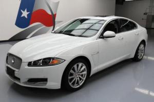 2015 Jaguar XF 2.0T PREMIUM SUNROOF NAV REAR CAM