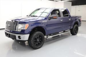 2012 Ford F-150 XLT CREW 4X4 5.0 LIFTED 6-PASS 20'S
