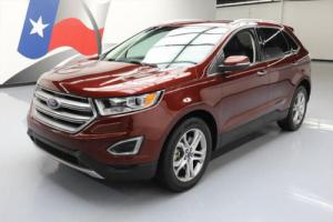 2015 Ford Edge TITANIUM AWD ECOBOOST LEATHER NAV Photo
