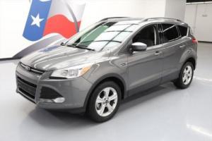 2014 Ford Escape SE ECOBOOST NAV REAR CAM ALLOYS