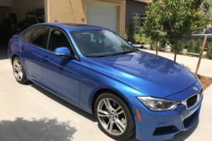 2013 BMW 3-Series 335i xDrive