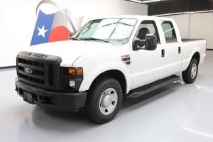 2009 Ford F-250 CREW 6.4L DIESEL 6-PASS BEDLINER TOW