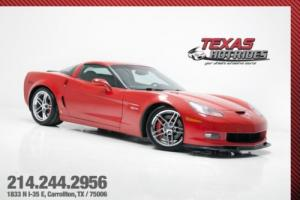 2008 Chevrolet Corvette Z06 2LZ Cammed With Many Upgrades