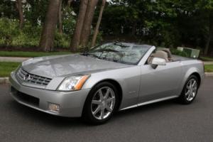 2004 Cadillac XLR CONVERTIBLE