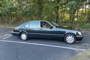 1996 Mercedes-Benz S-Class S 420 4dr Sedan