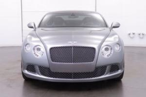 2013 Bentley Continental GT 2dr Coupe