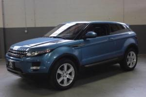 2014 Land Rover Evoque Pure Plus