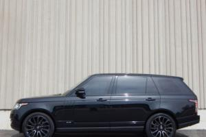 2016 Land Rover Range Rover ARMOURED TRUCK