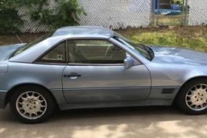 1991 Mercedes-Benz SL-Class 500sl Photo