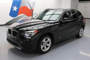 2013 BMW X1 SDRIVE28I HEATED SEATS ALLOY WHEELS