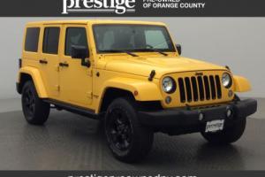 2015 Jeep Wrangler Altitude