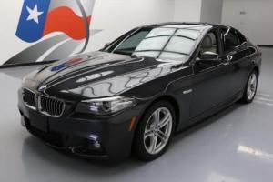 2014 BMW 5-Series 528I XDRIVE AWD M-SPORT SUNROOF NAVIGATION