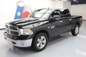 2015 Dodge Ram 1500 BIG HORN CREW 4X4 HEMI LEATHER