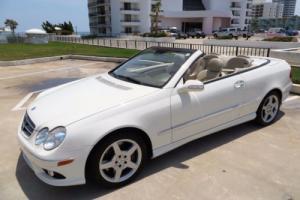 2007 Mercedes-Benz CLK-Class CLK550