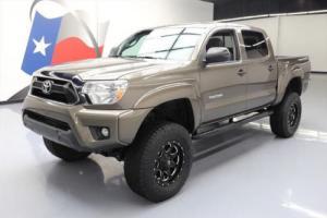 2012 Toyota Tacoma PRERUNNER V6 DOUBLE CAB LIFT