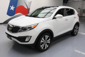 2013 Kia Sportage EX PREMIUM LEATHER PANO SUNROOF