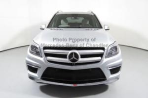 2015 Mercedes-Benz GL-Class 4MATIC 4dr GL 550 Photo