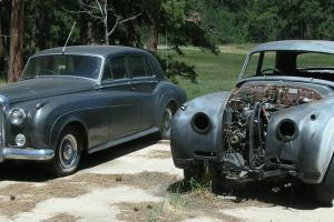 TWO S-1 Bentleys Photo