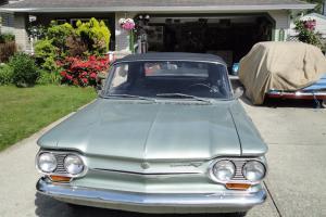 1963 Chevrolet Corvair Monza Spyder Turbo | eBay Photo