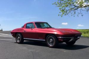 1967 Chevrolet Corvette #sMatching327ci/350hpL79*4spd*SpeedWarning*BoltOns Photo