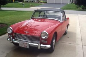 1965 Austin Healey Sprite