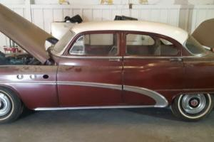 1953 Buick Eight Special