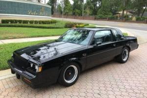 1987 Buick Regal National