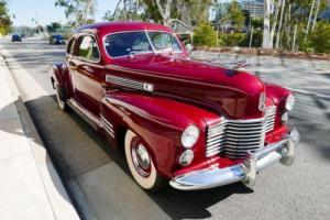 1941 Cadillac Serias 61 2 Door Fastback Photo